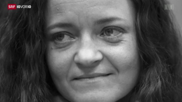Video «NSU-Prozess: Zschäpe bricht Schweigen» abspielen