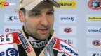 Video «Eishockey: Stimmen zu Fribourg - Davos» abspielen