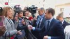 Video «Frankreich Präsidentschaftswahl» abspielen