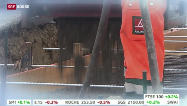 Video «SRF Börse vom 28.04.2014» abspielen