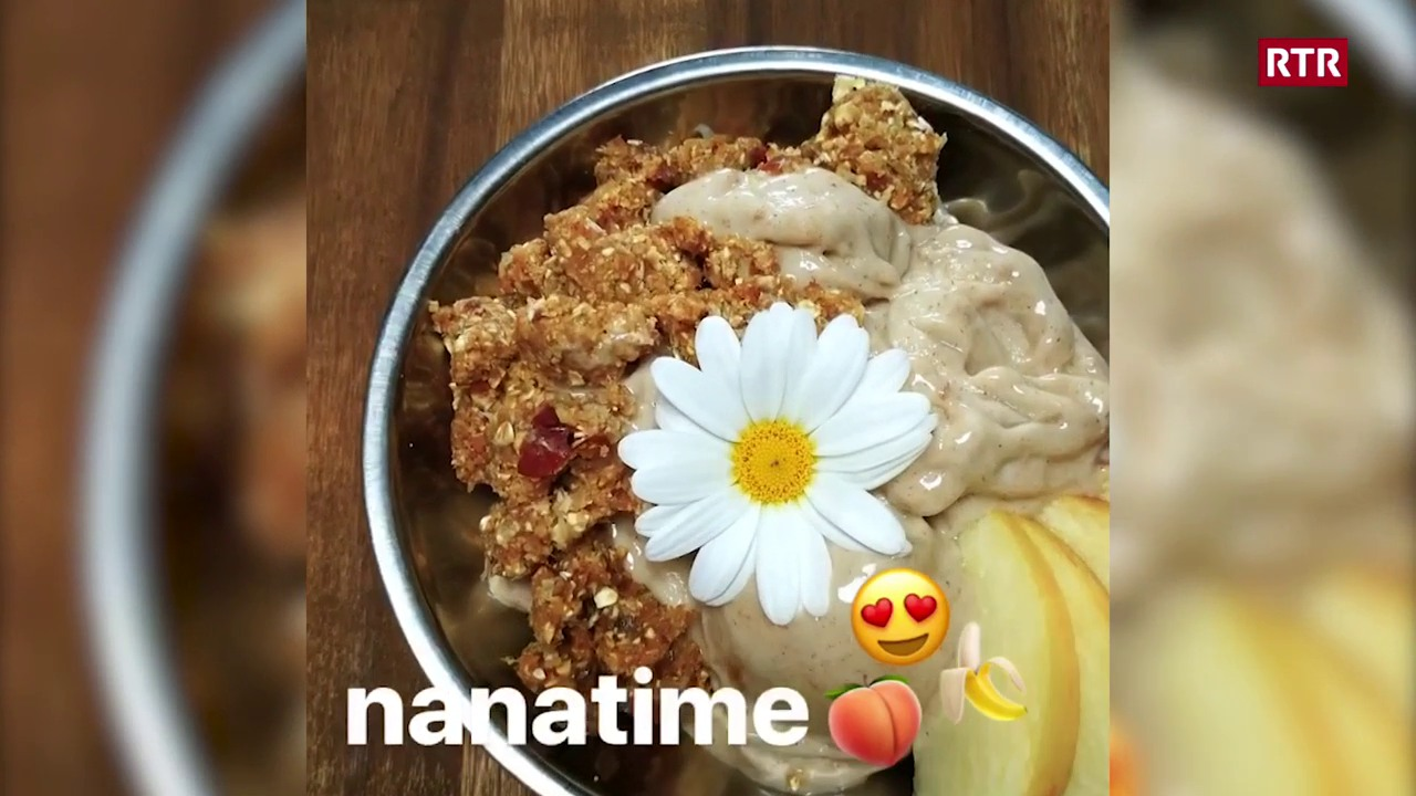 «food&stories» - nana cun rawnola