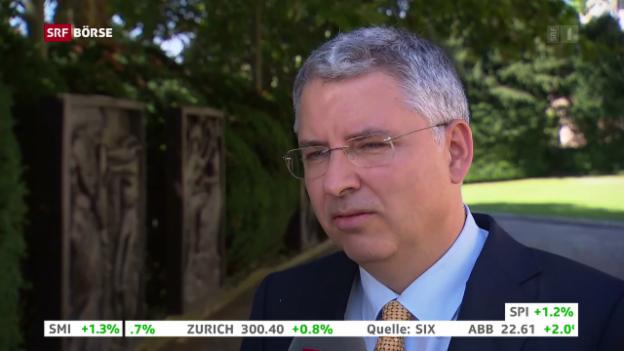 Video «SRF Börse vom 26.07.2018» abspielen