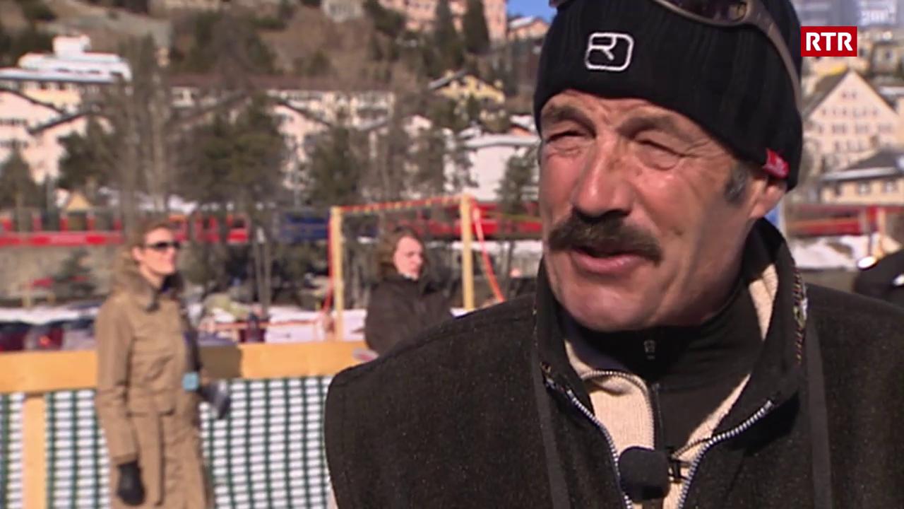 Cuntrasts 11.02.2007: 100 onns White Turf - Duri Casty è era da la partida