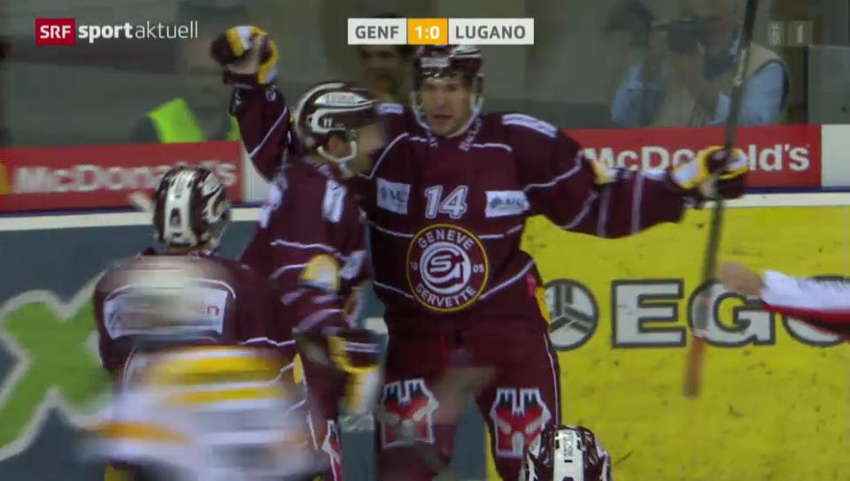Taylor Pyatts Doppelschlag gegen Lugano