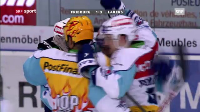 Fribourg - Lakers