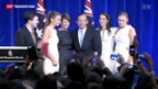 Video «Parlamentswahlen in Australien» abspielen