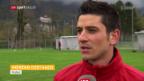 Video «Fussball: Vaduzer Constanzo und Muntwiler treffen auf Ex-Verein» abspielen