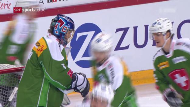 Video «In Grün läuft es den Schweizern plötzlich rund» abspielen