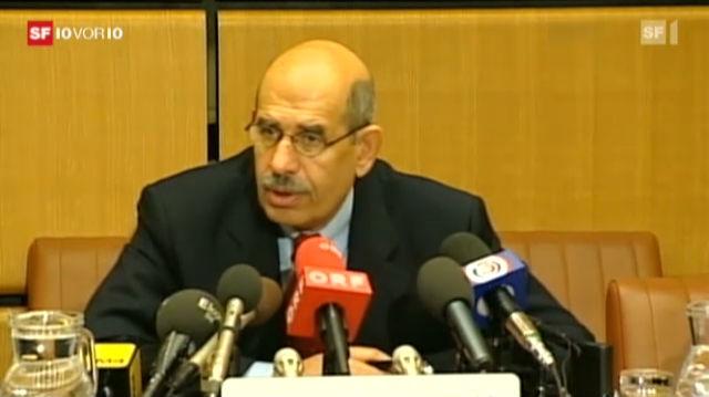 El Baradei versucht Widerstand zu organisieren