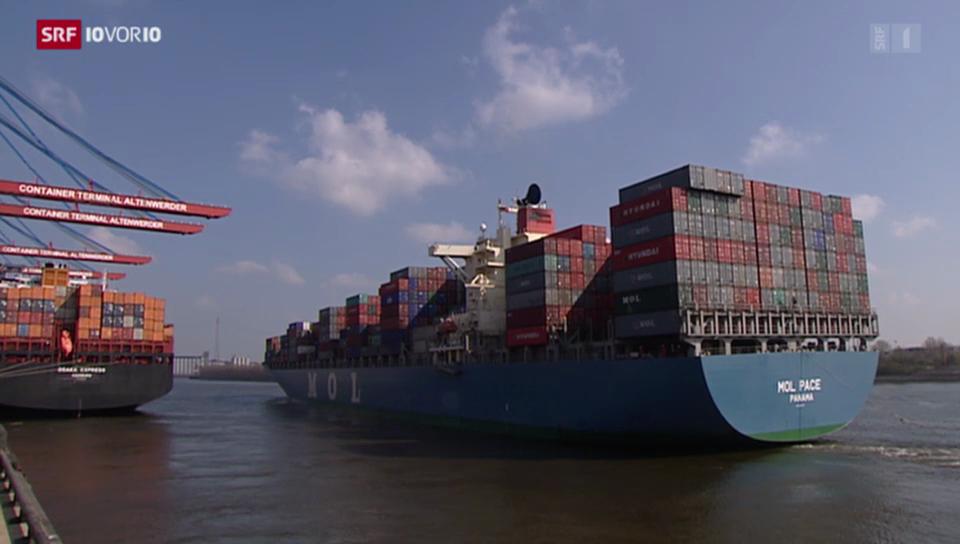 Freihandelsabkommen zwischen EU und den USA