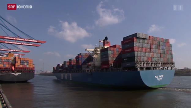 Video «Freihandelsabkommen zwischen EU und den USA» abspielen