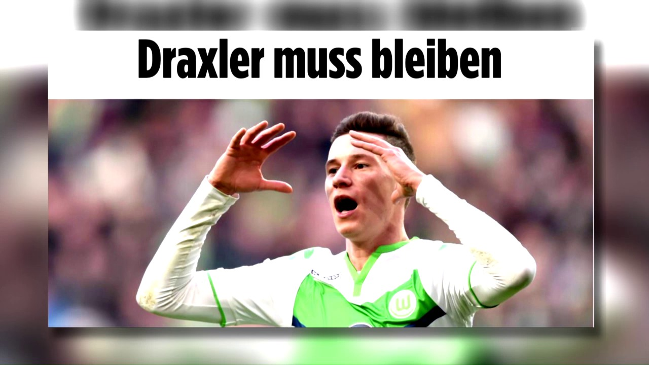 Julian Draxler: Wird er beim PSG (endlich) glücklich?