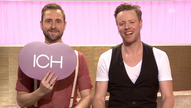 Video ««Ich oder Du» mit Marco Kunz und Marcel Schwegler» abspielen