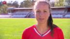 Video «Fussball: WM Frauen in Kanada, Porträt Lia Wälti» abspielen
