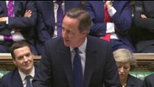 Video «Cameron hält seine Abschiedsrede» abspielen