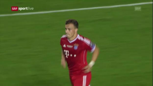 Video «Shaqiris versenkter Penalty («sportlive»)» abspielen