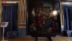 Video «Dänen entsetzt über königliches Familienportrait» abspielen