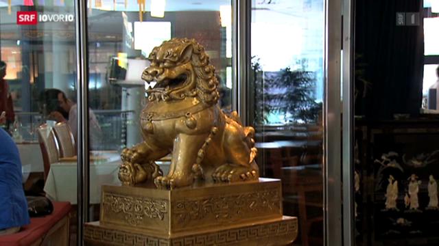 Zürich soll neues Tor Chinas werden