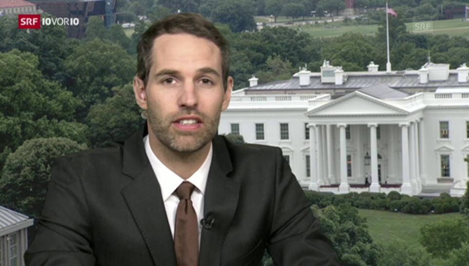 SRF-Korrespondent Honegger zu den Gerüchten