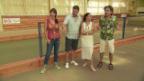 Video «Die Goldene Kugel: Wer brilliert im Bocciodromo?» abspielen