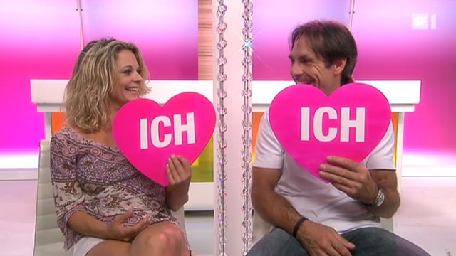 Freddy Nock und Ximena Gonzales