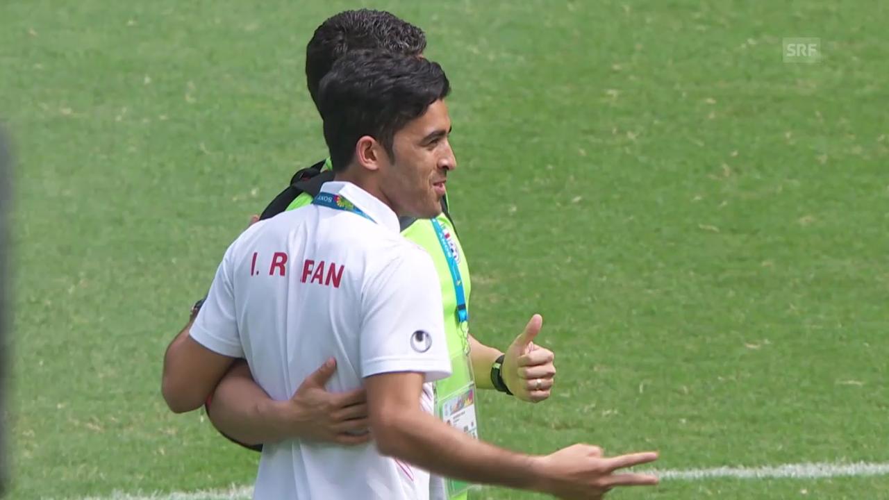 Fussball: WM 2014, Vorschau Bosnien-Iran