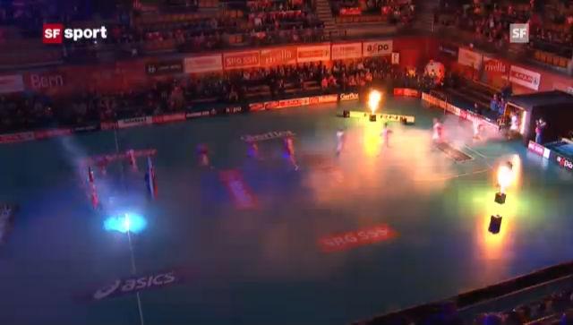Unihockey-WM: Schweiz - Slowakei («sportpanorama»)