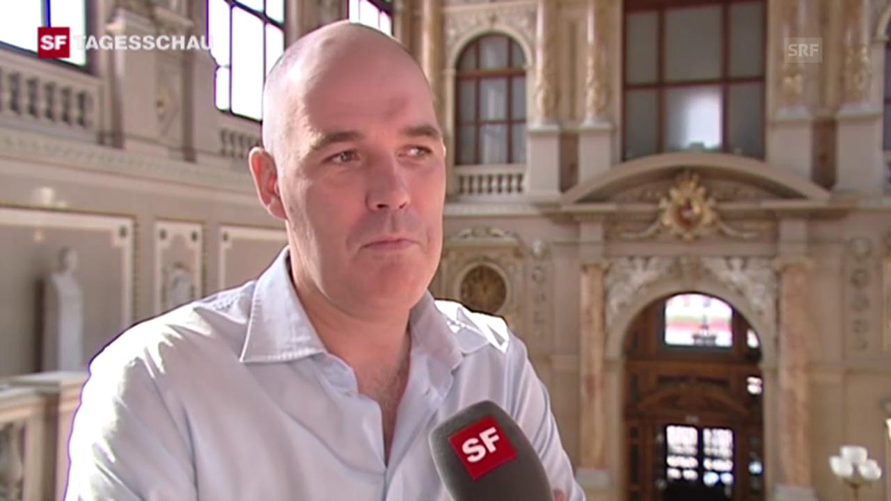 Auftakt in Wien, als die Welt noch in Ordnung war (2009)