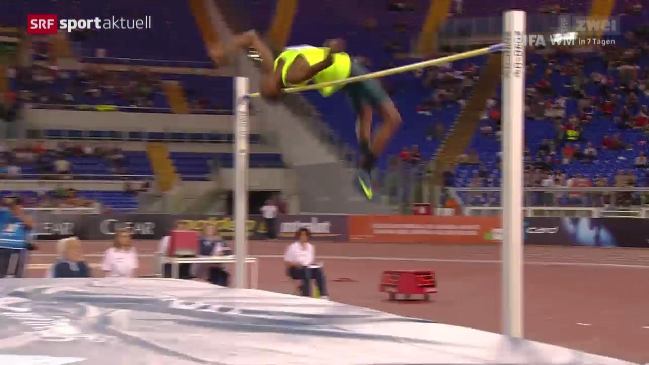 Leichtathletik: Diamond League in Rom