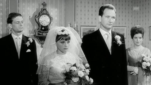 Video ««Der 42. Himmel», 1962 (Filmausschnitt)» abspielen