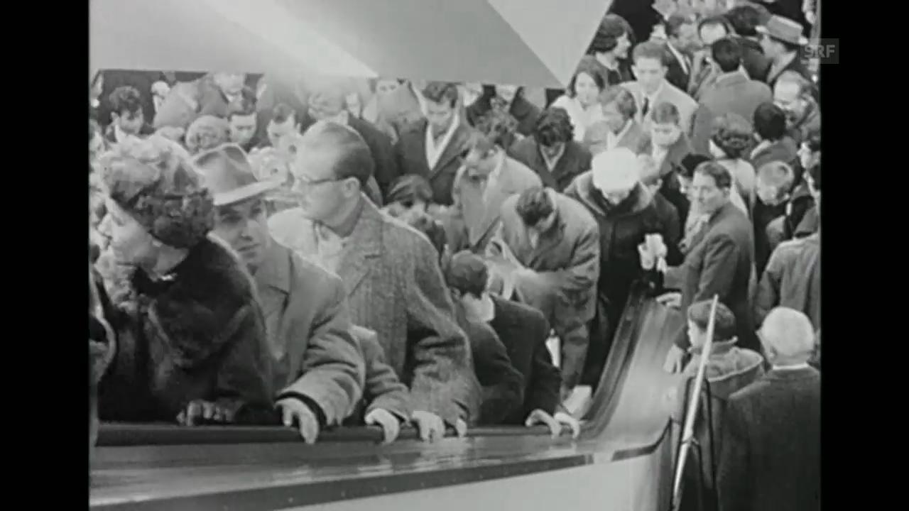 «Ausverkäufe», Freitagsmagazin, 20.1.1961