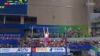 Video «Kunstturnen: WM in Nanning, Gerätefinals» abspielen