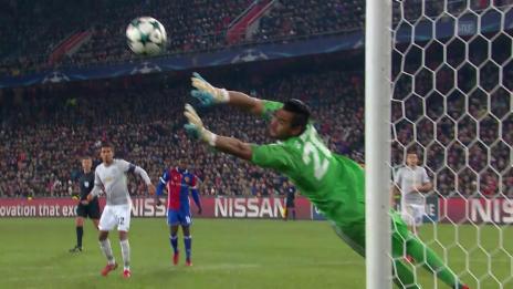 Link öffnet eine Lightbox. Video Basel feiert gegen ManUnited einen wichtigen Sieg abspielen