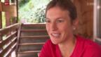 Video «OL: Simone Nigglis letzter Wettkampftag» abspielen