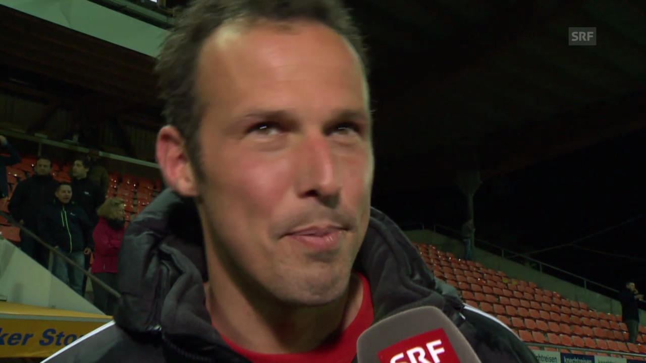 Fussball: Interview mit Marco Streller