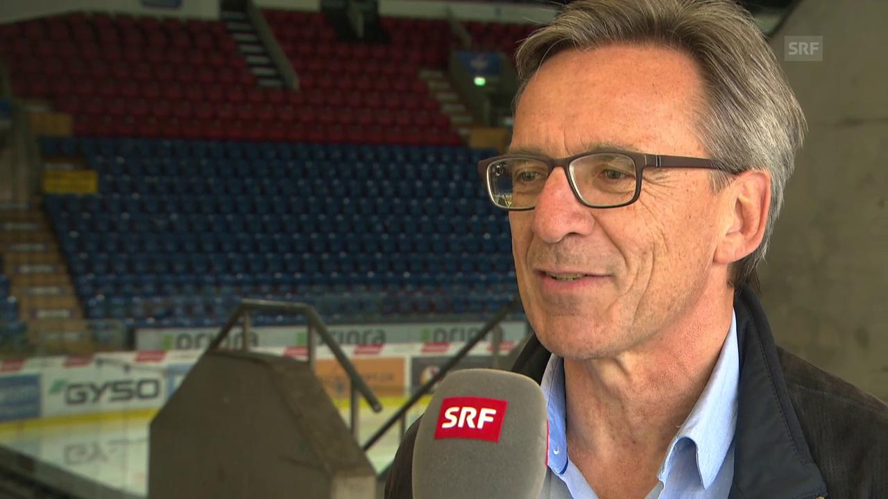 Lehmann: «Wir mussten die Notbremse ziehen»