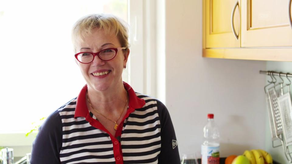 Jadwiga Kowalewska: «Ich vermisse meine Eltern so sehr. Die Frau Meier ist wie meine Mutter. Ich mache alles für Frau Meier sehr gerne».