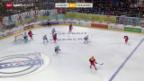 Video «Eishockey: NLA, Lakers - Freiburg» abspielen