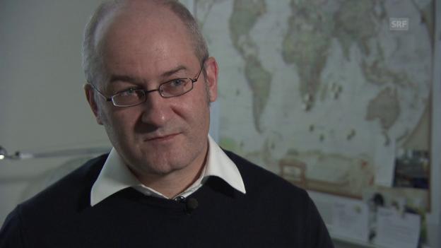 Video «Einschätzung von Oliver Diggelmann, Professor für Völker- und Staatsrecht an der Universität Zürich» abspielen