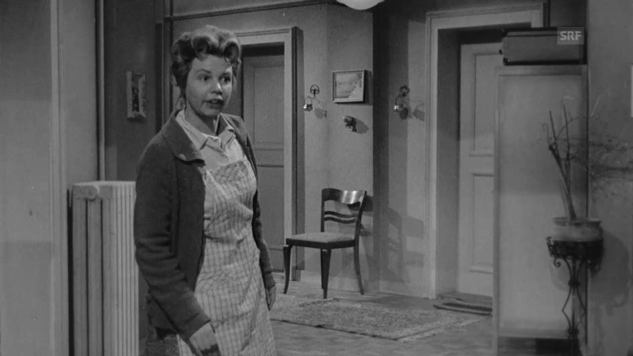 Trailer zu «Im Parterre links», 1963
