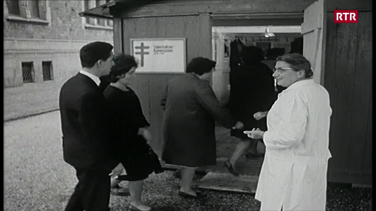 Tuberculosa – luvrants dal exteriur
