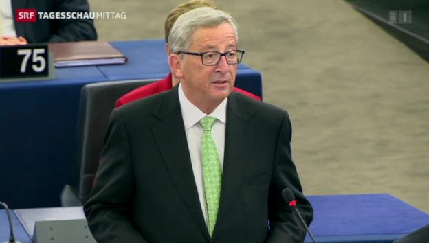 Video «Wahl der EU-Kommission» abspielen