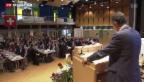 Video «Zuversicht bei der FDP» abspielen