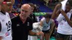 Video «Volleyball: Klub-WM der Frauen in Zürich» abspielen