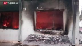 Video «Versehen: US-Armee trifft Krankenhaus» abspielen