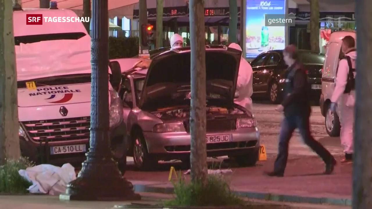 Anschlag in Paris
