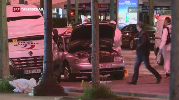 Video «Anschlag in Paris» abspielen