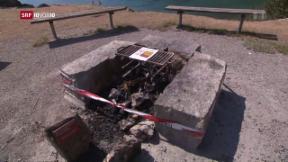 Video «FOKUS: Akute Waldbrandgefahr in der Schweiz» abspielen