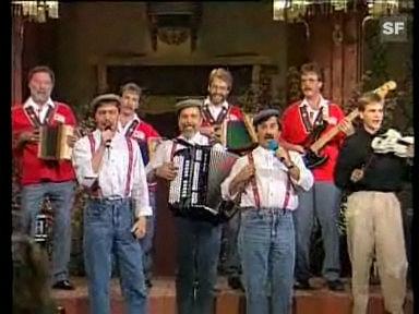 Video «Trio Joe Wiget mit den Ländlerbuebe Biel 1990» abspielen