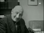 Video «Bei Heinrich Gretler zuhause» abspielen